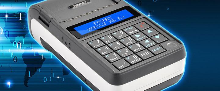 Posnet Mobile HS EJ – mała kasa fiskalna, która zaskakuje funkcjonalnością
